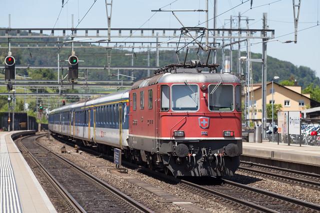 SBB Re 4/4 420 130 Liestal
