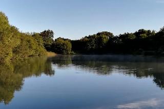 Lake near Newport