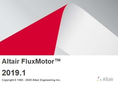 Altair FluxMotor 2019.1.0 x64 full crack