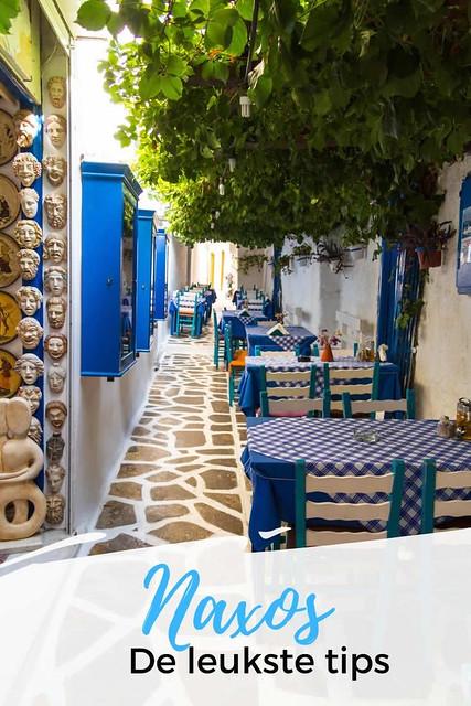 Naxos, Griekenland | Bekijk de leukste tips voor een vakantie op Naxos