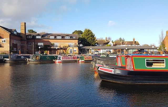 Union Wharf, Market Harborough