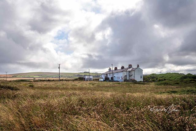 SJ2_1203 - Coastguard cottages