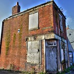 Most photoed decaying building in Preston