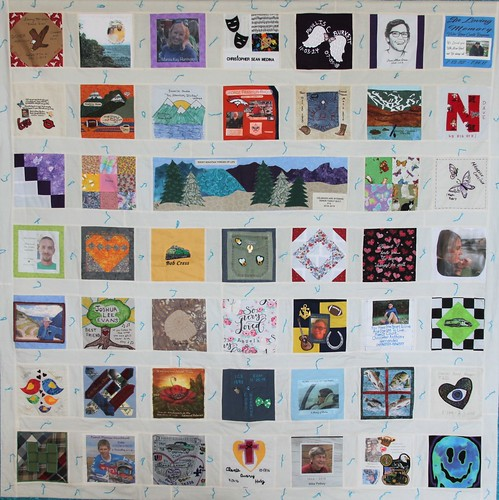 Donor Family Quilt 16