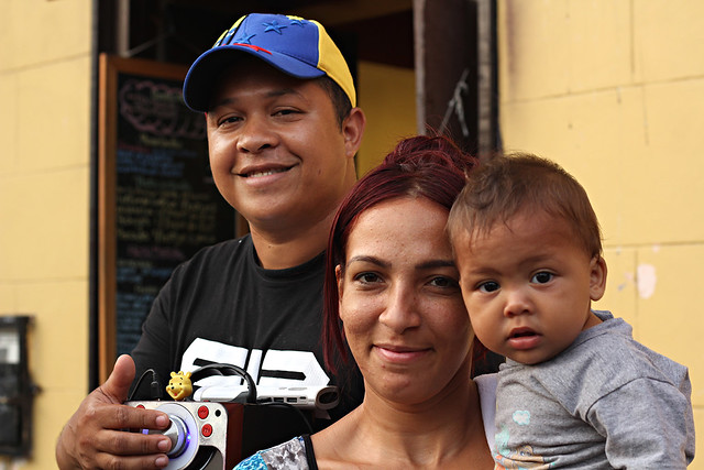 Migración venezolana en Perú