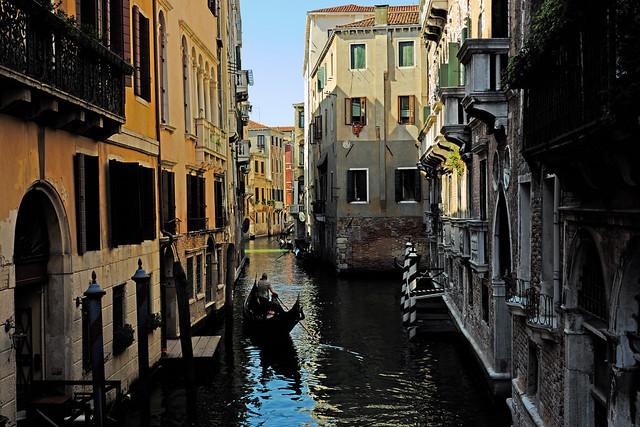 Im Herzen Venedigs