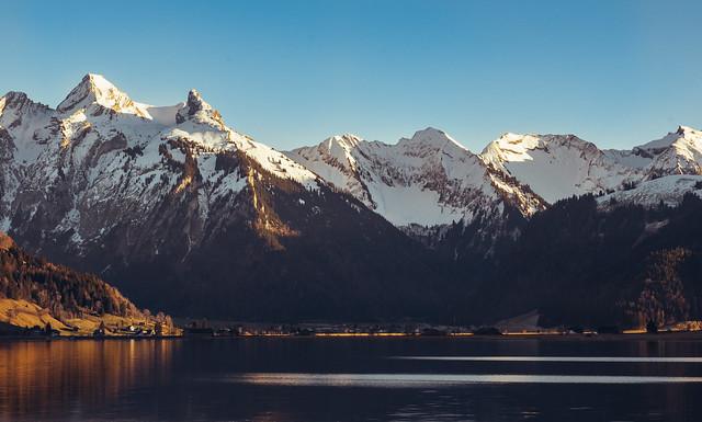 Sihlsee Einsiedeln, Switzerland