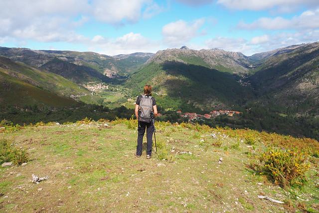 View to Peneda, Peneda Geres, Portugal