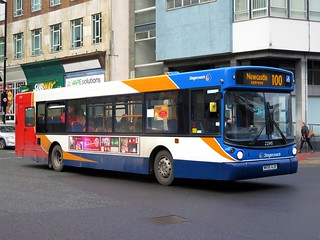 Stagecoach North East 22345 (NK55AJX) - 16-01-20