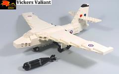 03 Vickers Valiant Bomber