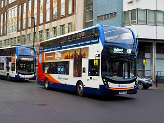 Stagecoach North East 11286 (SN69ZPP) - 16-01-20