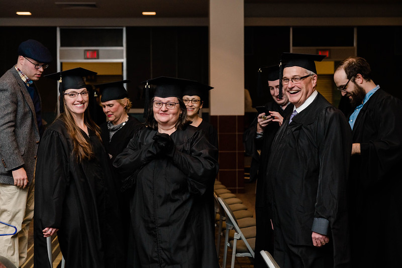 Fall Commencement 2019 - Smith