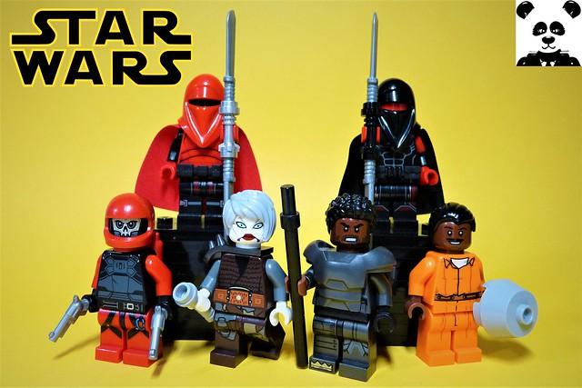 [Star Wars Minifigs #06]