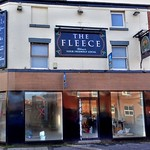 The ex-Fleece pub on Meadow Street, Preston