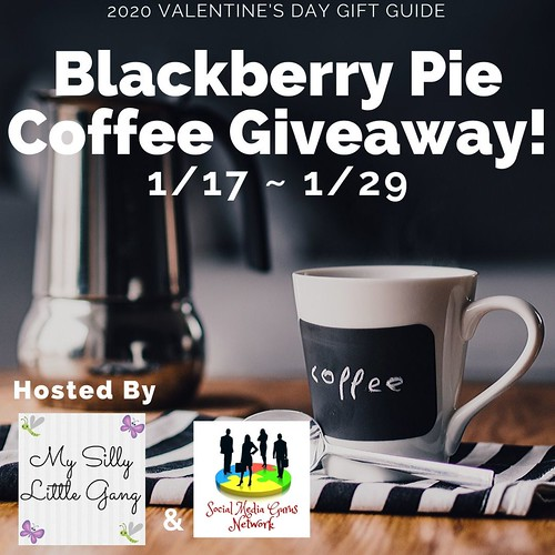 Blackberry Pie Coffee Giveaway ~ Ends 1/29 #MySillyLittleGang