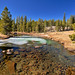 Tuolumne River Panorama - Yosemite, California