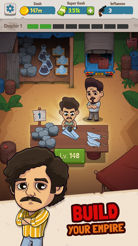 Narcos Screen 3