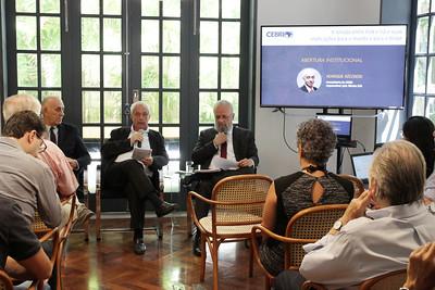 """Mesa-redonda: """"A tensão entre EUA e Irã e suas implicações para o mundo e para o Brasil"""""""