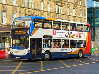 Stagecoach North East 19645 (SP60DSX) - 16-01-20