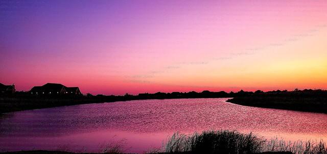 Oklahoma Pink..
