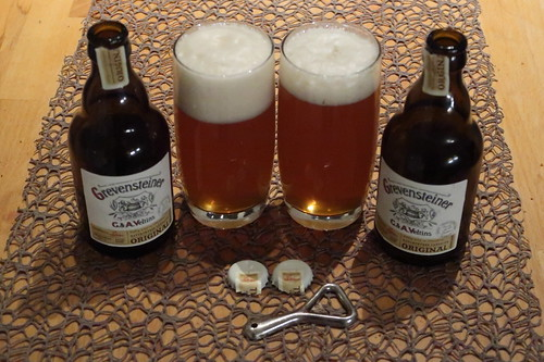 Grevensteiner Bier