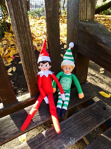 deux elfes sages
