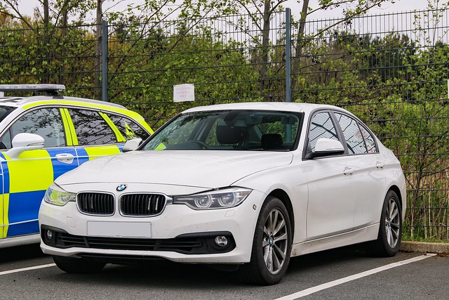 Cleveland Police BMW 330D