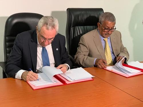20.01. CPLP assina segundo Protocolo de Financiamento com o Governo da República de Moçambique