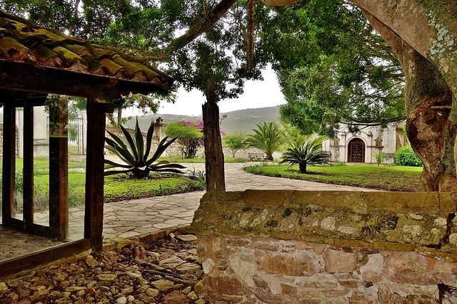 MEXICO, Hazienda-Parador Museo Santa Maria, 19452/12276