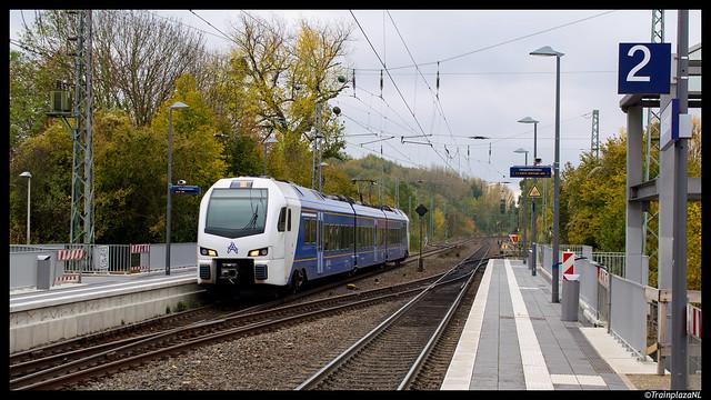 Arriva 552, Kohlscheid