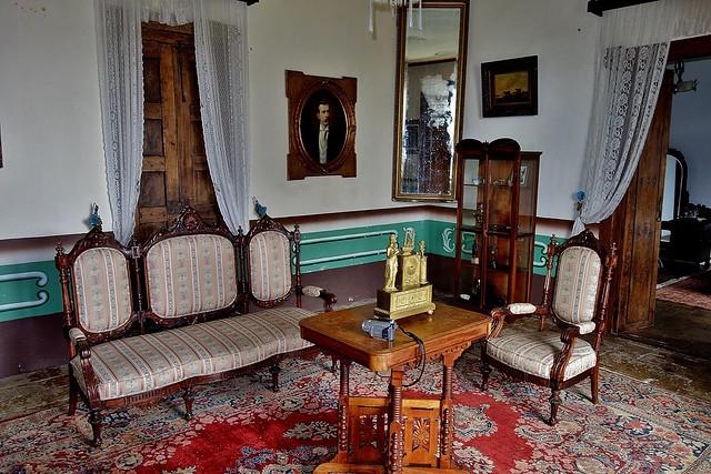 MEXICO, Hazienda-Parador Museo Santa Maria,  Hotelzimmer 19453/12277