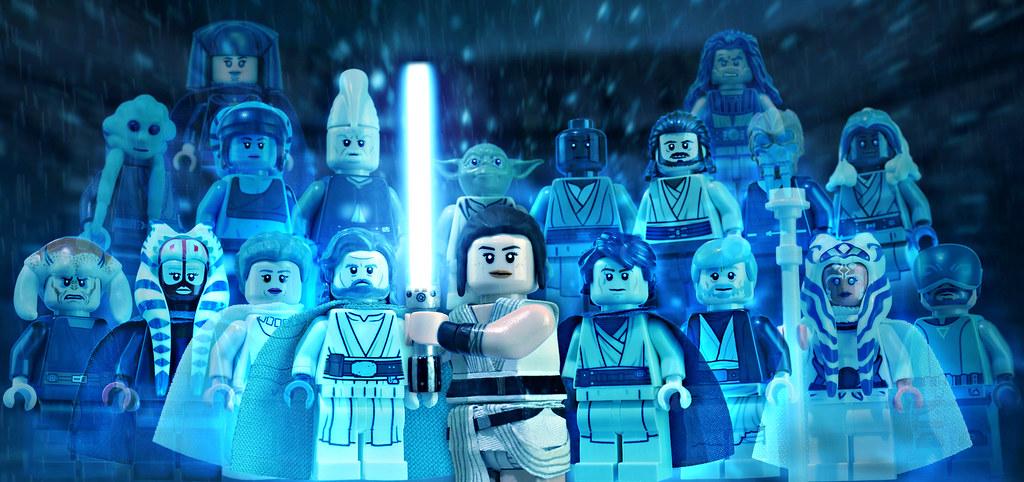Lego Star Wars The Rise Of Skywalker The Light Side Flickr