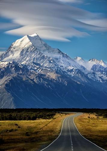 Hiking New Zealand