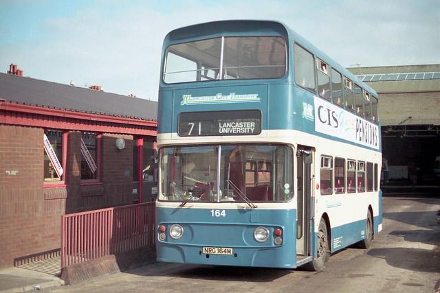 Lancaster 164 - NRG 164M