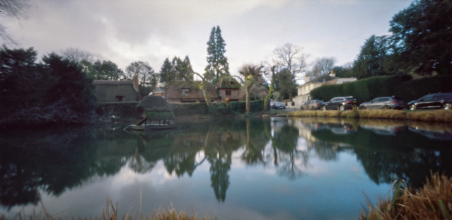 Crawley Duck Pond - Pinhole