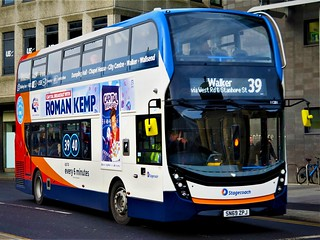 Stagecoach North East 11281 (SN69ZPJ) - 16-01-20