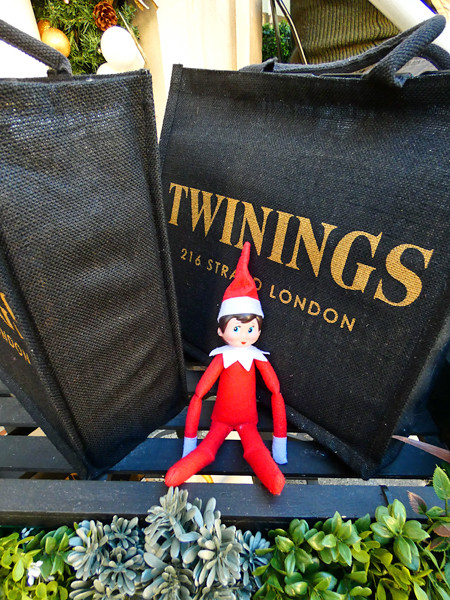 elf at Twinings