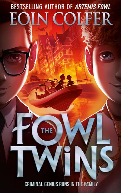 Eoin Colfer, The Fowl Twins