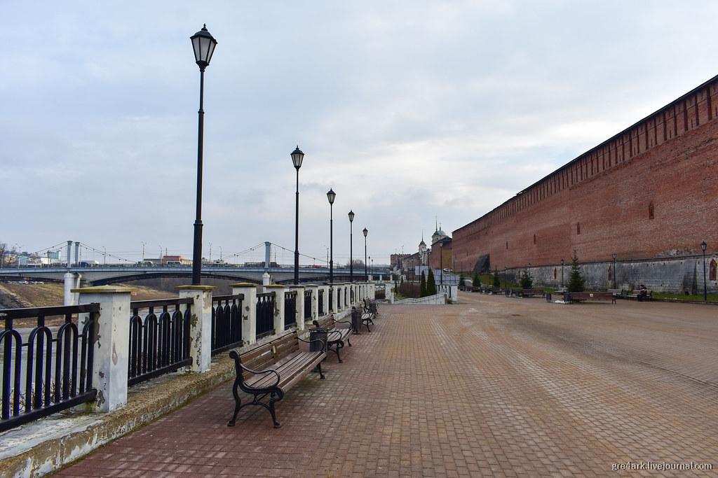 Помните новую набережную Смоленска? Здесь закопали 648 миллионов рублей.