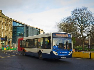 Stagecoach North East 24111 (NK09FMC) - 16-01-20