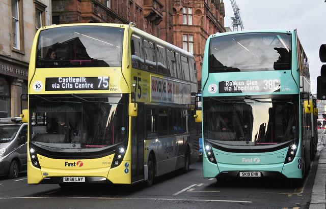 First Glasgow in 2020