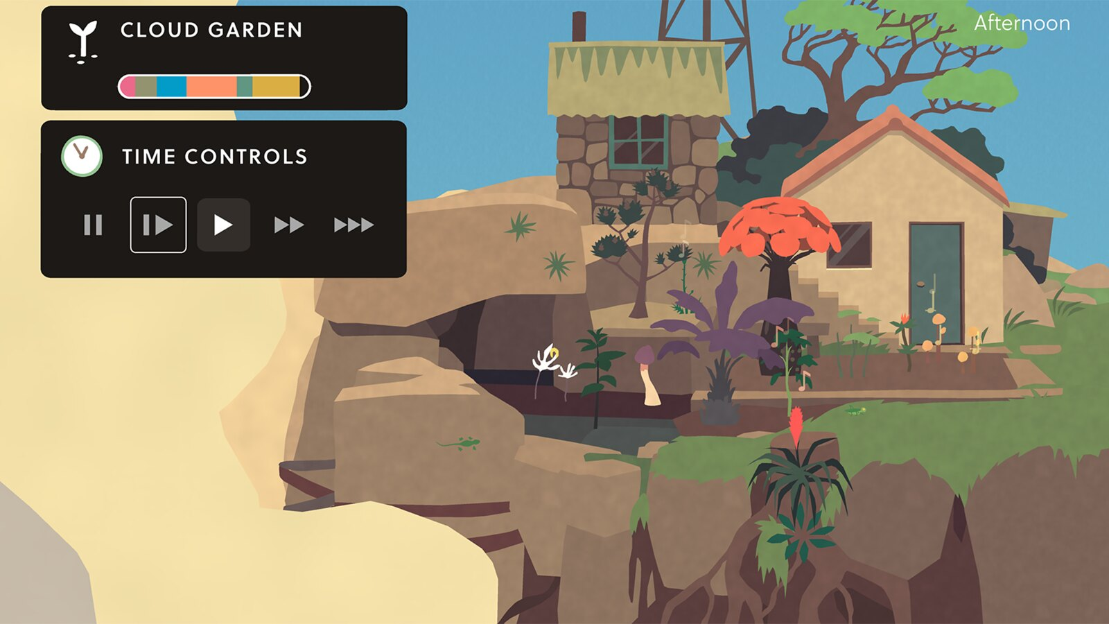 Mutazione - Garden Mode update