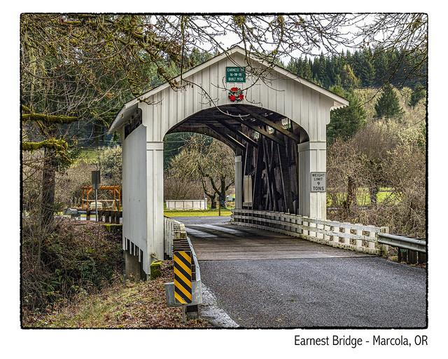Earnest Bridge