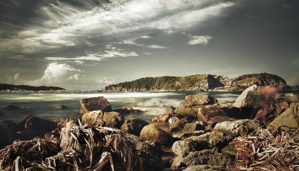 Praia das conchas 2020 long exposure