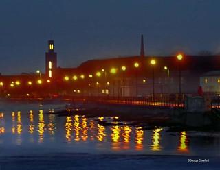 Ardrossan South Beach Lights1