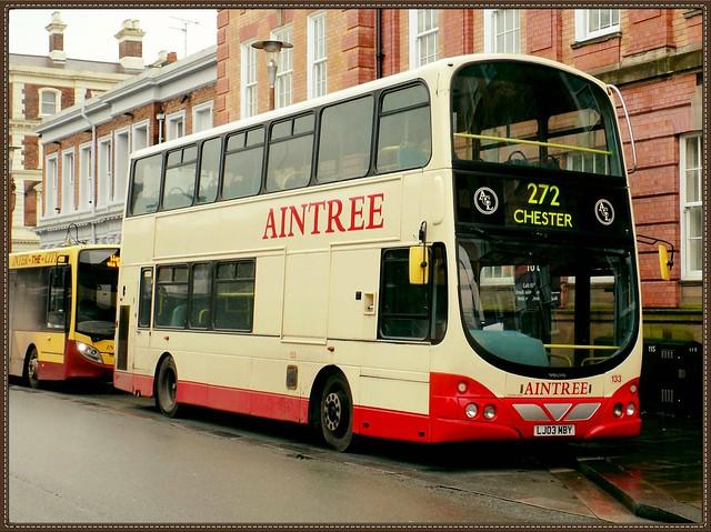 Aintree Coachline 133  (LJ03MBY)