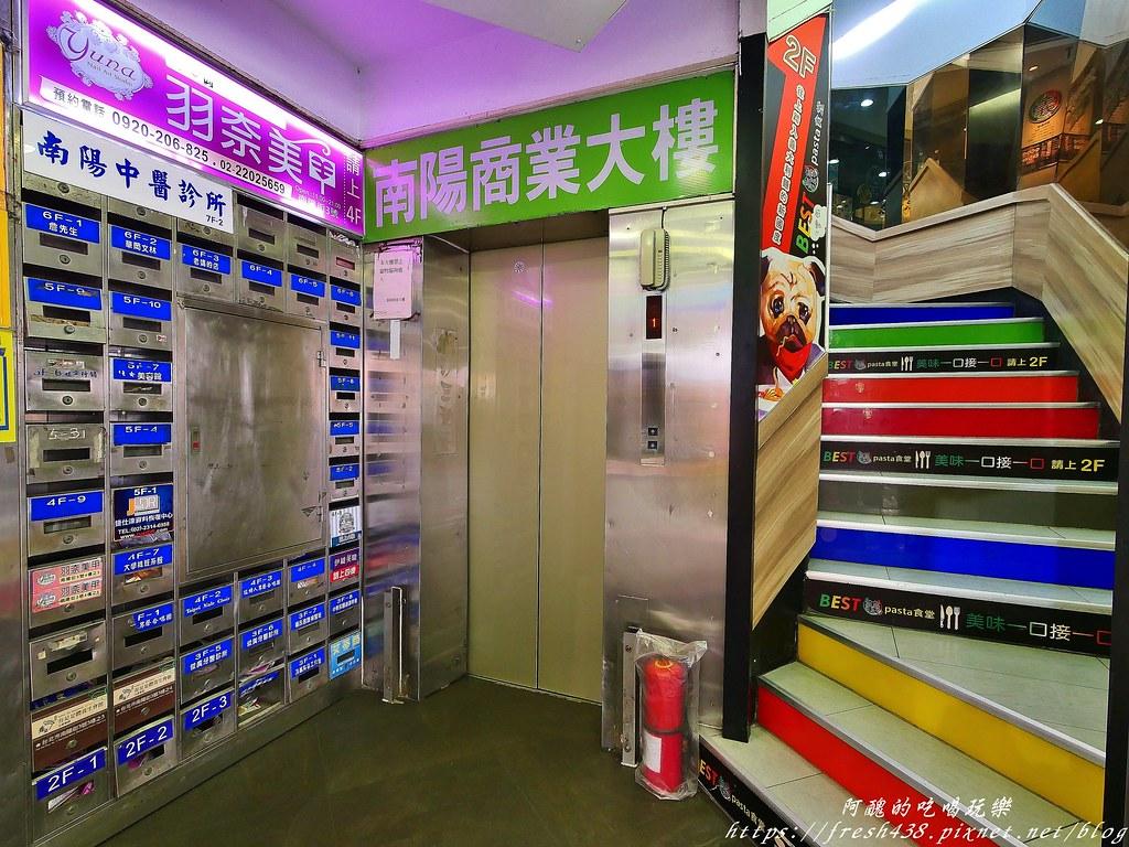 2一樓電梯