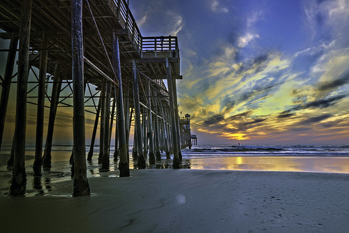 southern california united states nature beauty usa tropical paradise sunrise palm trees outdoor landscape seascape walkabout sunset photography travel beach sand sun pier strand canon 40d 50d 60d 70d 80d 5dii walknshoot