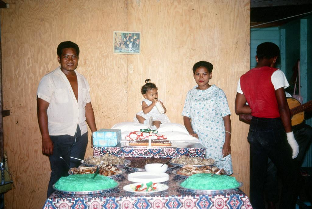 Rota #08 - School Staff Christmas Party & 1st Birthday [KPV]