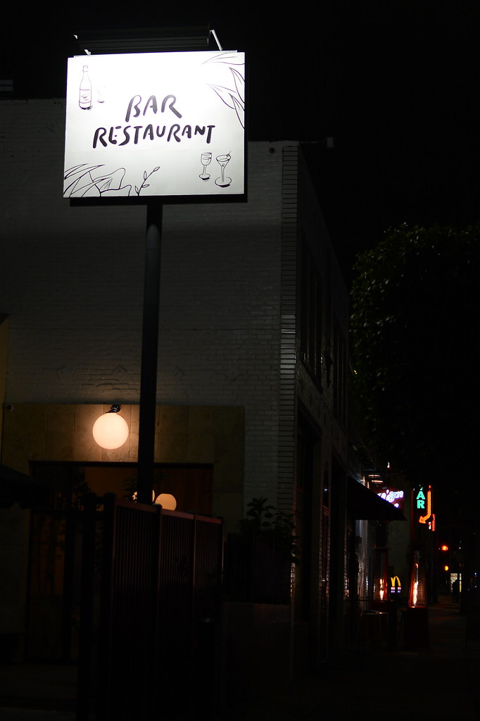 Bar Restaurant - Los Angeles (Silver Lake)
